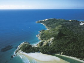 Moreton Island National Park - Accommodation Brunswick Heads