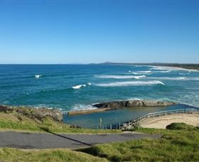 Sawtell Beach - Accommodation Brunswick Heads