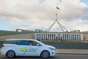 Canberra Secrets Highlights Tour - Accommodation Brunswick Heads