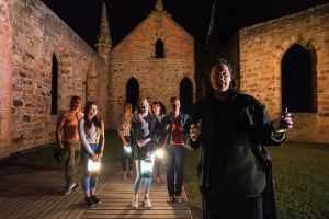 Port Arthur Ghost Tour - Accommodation Brunswick Heads
