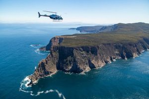 30-Minute Two Capes and Tasman Helicopter Flight from Port Arthur - Accommodation Brunswick Heads