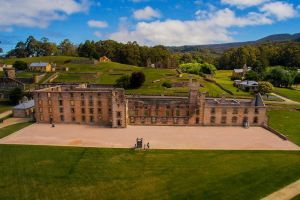 Shore Excursion - Port Arthur - Tasman Peninsula - Accommodation Brunswick Heads