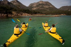 The Freycinet Paddle - Accommodation Brunswick Heads