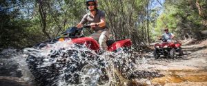 Quad Bike 2-Hour Adventure Freycinet National Park - Accommodation Brunswick Heads