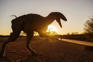 Australian Dinosaur Trail - Accommodation Brunswick Heads