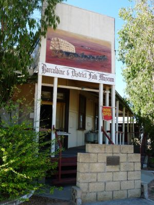 Barcaldine and District Historical Museum - Accommodation Brunswick Heads