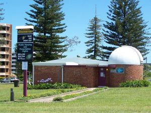 Port Macquarie Astronomical Observatory - Accommodation Brunswick Heads