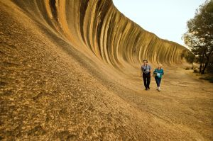 Wave Rock - Accommodation Brunswick Heads