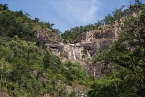 Jourama Falls Paluma Range National Park - Accommodation Brunswick Heads