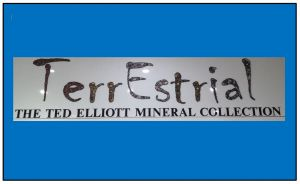 The Ted Elliott Mineral Collection - Accommodation Brunswick Heads