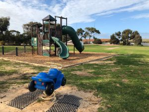 New Town Playground - Accommodation Brunswick Heads