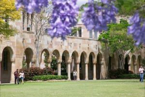 The University of Queensland - Accommodation Brunswick Heads