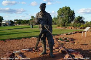 Cobar Miners Heritage Park - Accommodation Brunswick Heads
