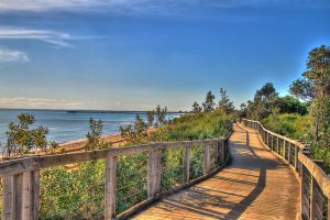 Frankston Foreshore - Cycling - Accommodation Brunswick Heads