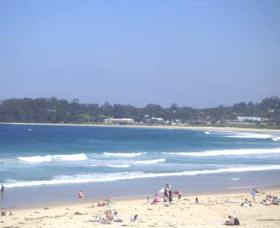 Mollymook Surf Beach - Accommodation Brunswick Heads