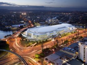 Gold Coast Convention and Exhibition Centre - Accommodation Brunswick Heads