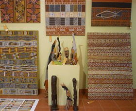 Tiwi Design Aboriginal Corporation - Accommodation Brunswick Heads