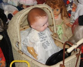 Little Darlings Doll Museum and Coffee Shop - Accommodation Brunswick Heads