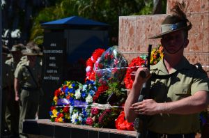 Anzac Day Charters Towers - Accommodation Brunswick Heads