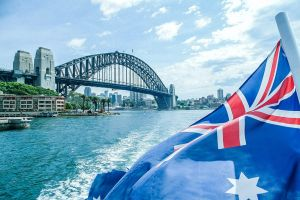 Australia Day Lunch and Dinner Cruises On Sydney Harbour with Sydney Showboats - Accommodation Brunswick Heads