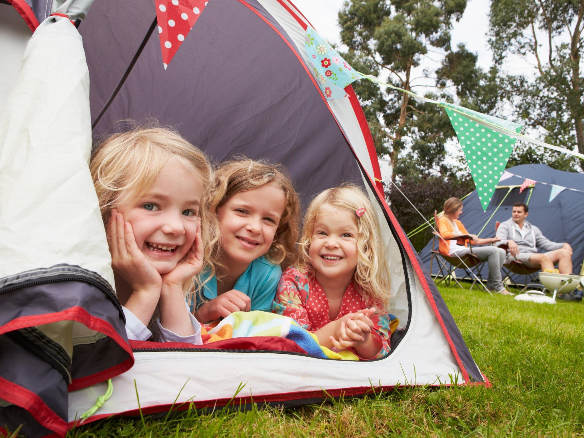 Camp Out In Town - Accommodation Brunswick Heads