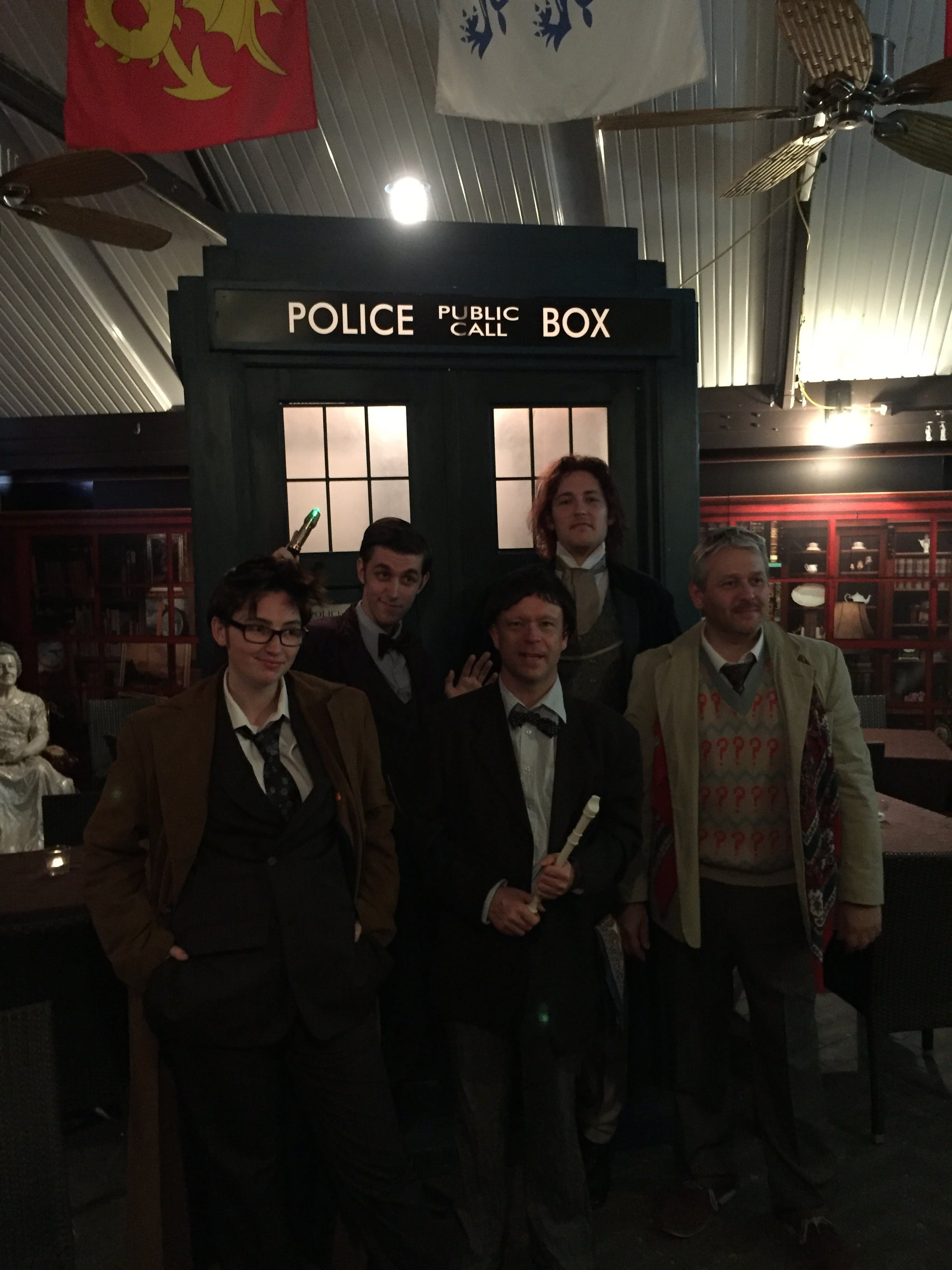 Dr Who Quiz Night - Accommodation Brunswick Heads