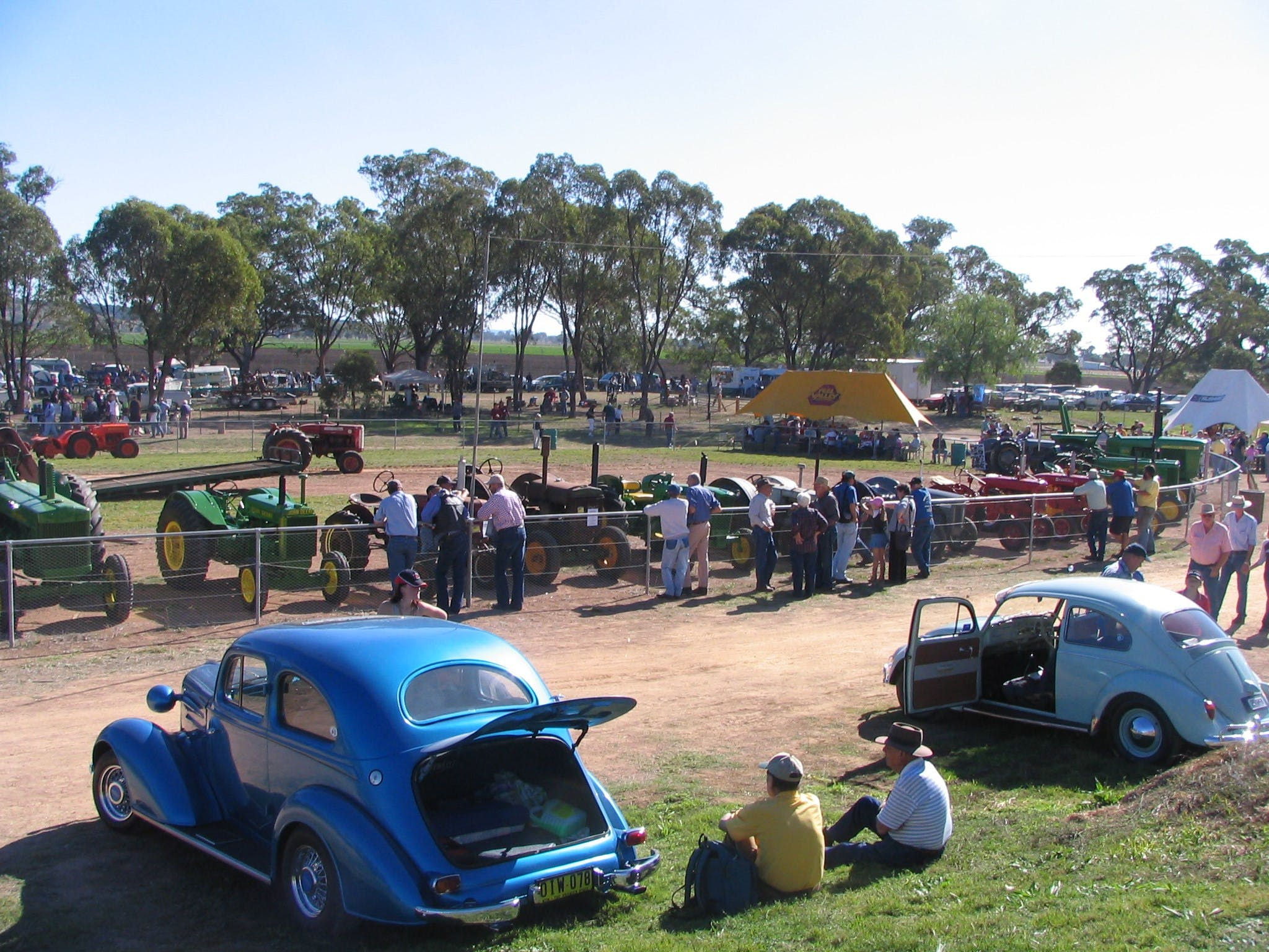 Quirindi Rural Heritage Village - Vintage Machinery and Miniature Railway Rally and Swap Meet - Accommodation Brunswick Heads