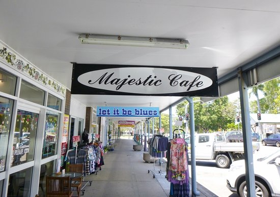 Majestic Cafe - Accommodation Brunswick Heads