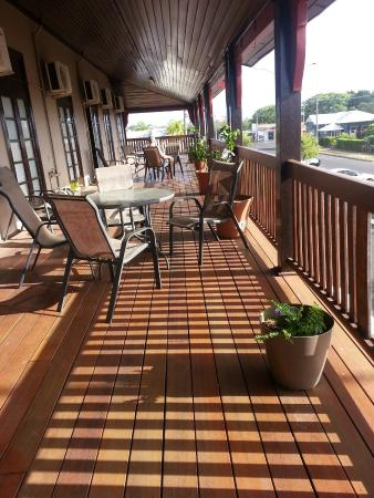 Commercial Hotel Clermont - Accommodation Brunswick Heads