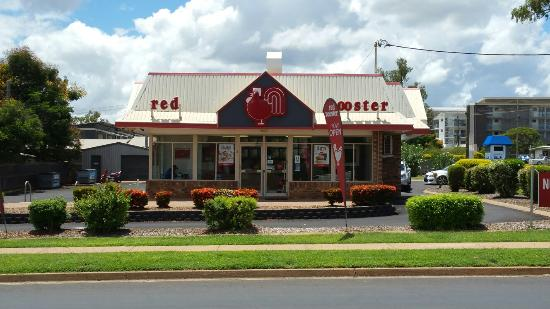 Red Rooster - Accommodation Brunswick Heads