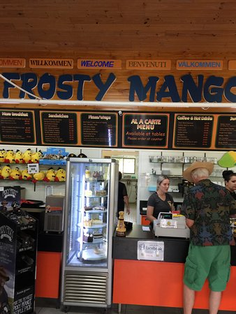 Frosty Mango - Accommodation Brunswick Heads