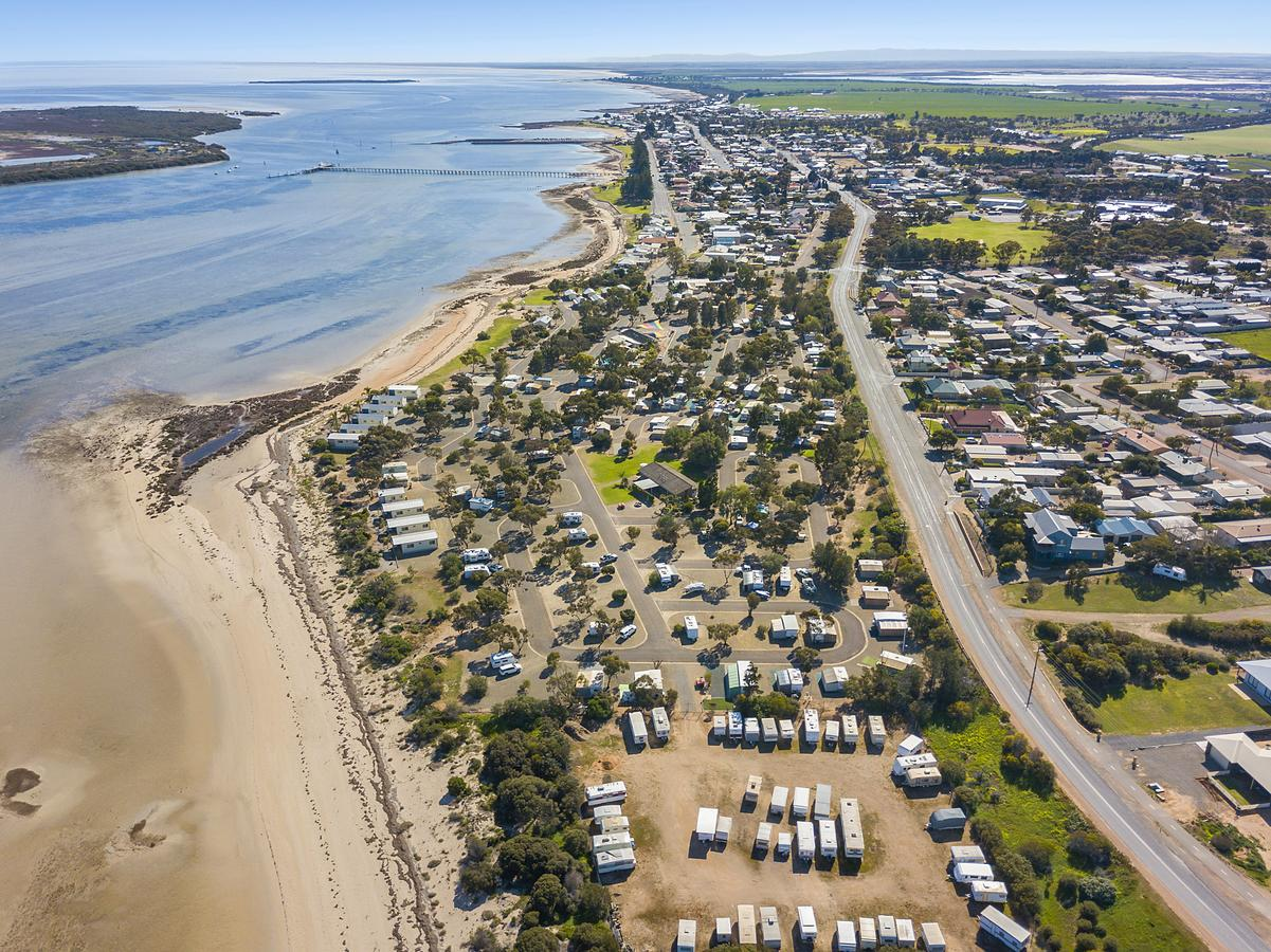 Port Broughton Tourist Park - Accommodation Brunswick Heads