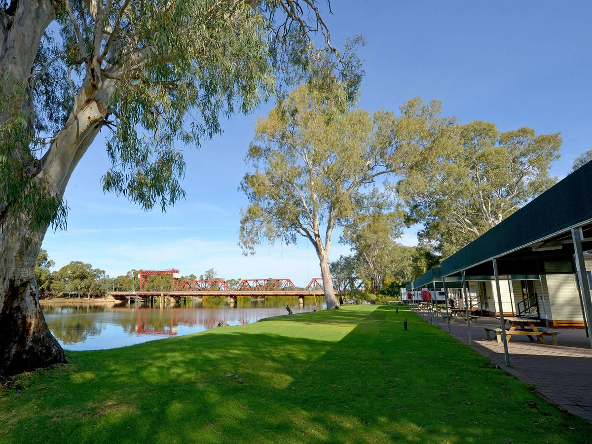 Riverbend Caravan Park Renmark - Accommodation Brunswick Heads