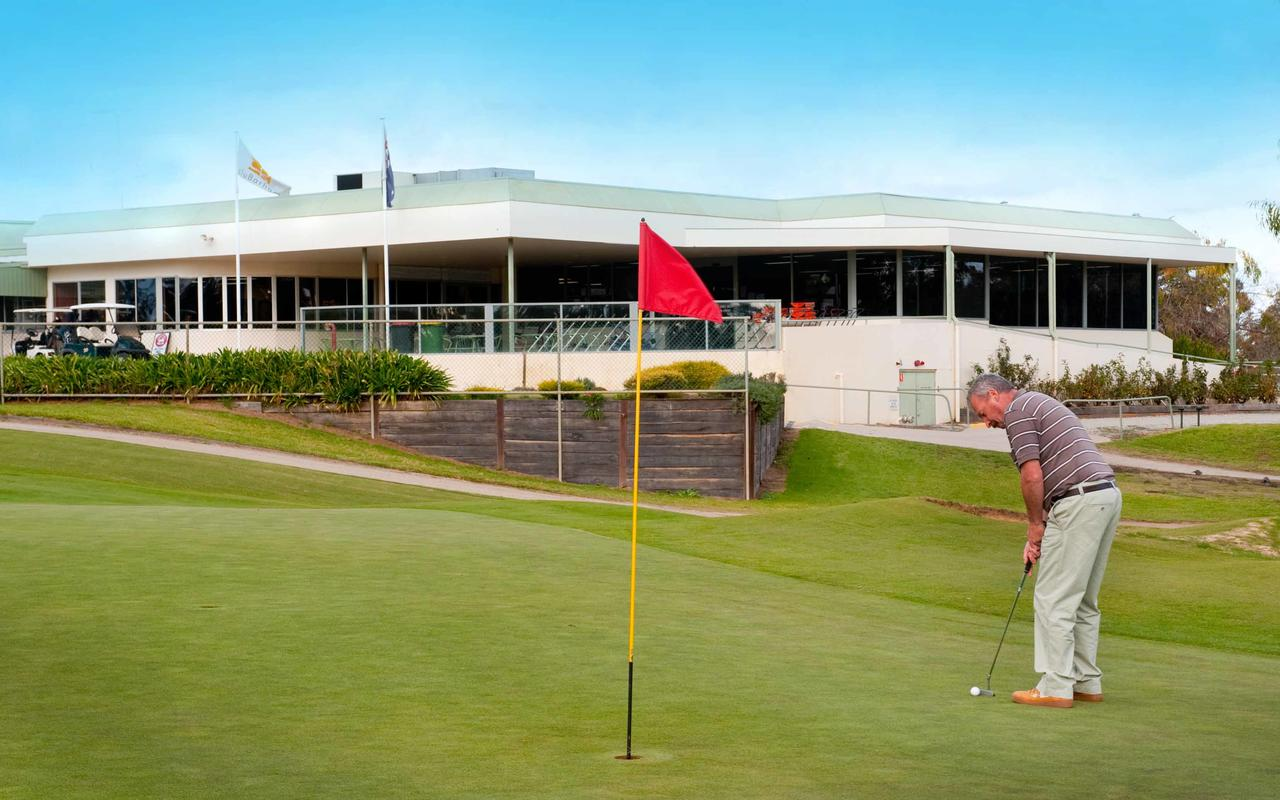 cluBarham Golf Resort - Accommodation Brunswick Heads