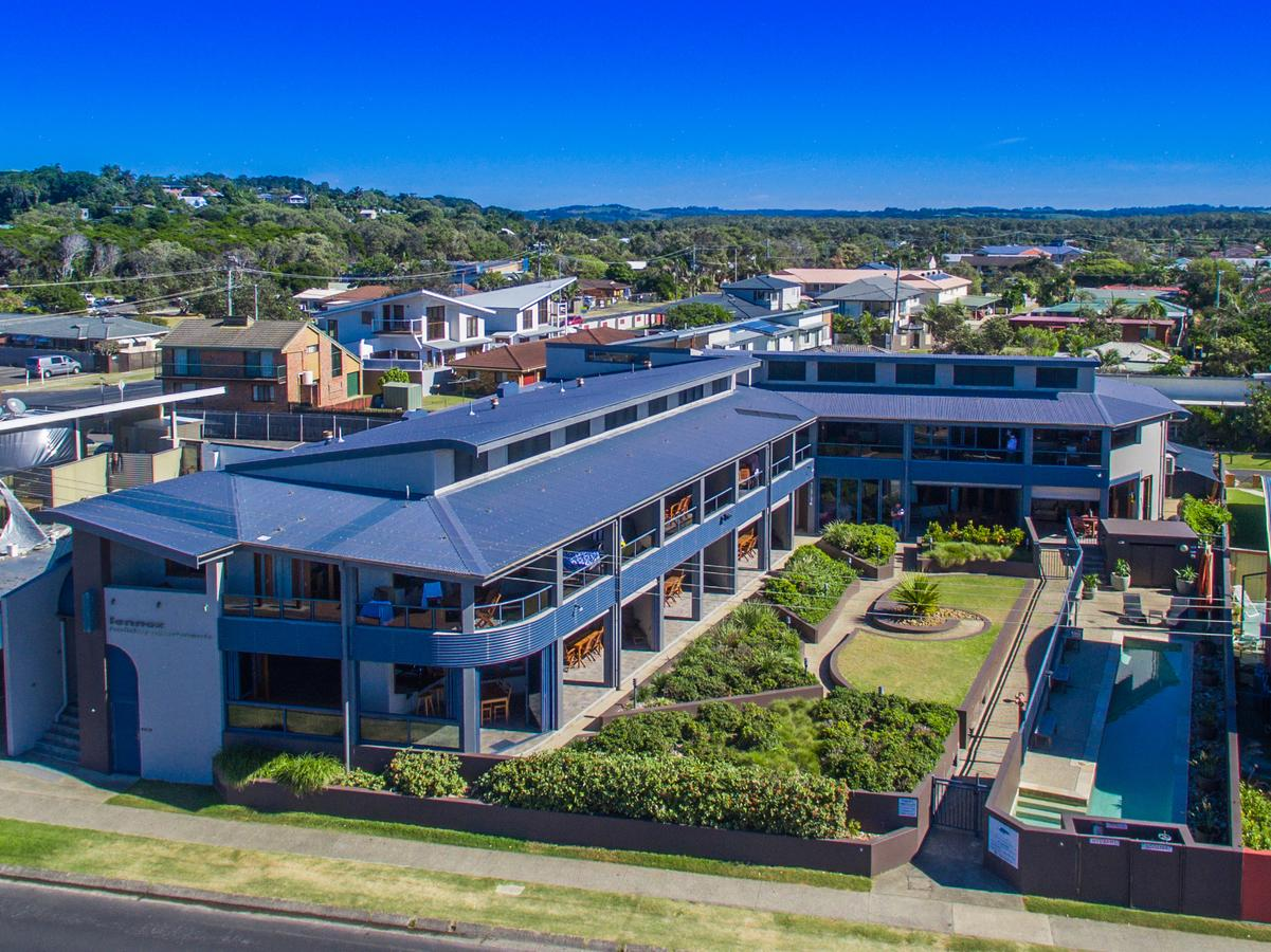 Lennox Holiday Apartments - Accommodation Brunswick Heads