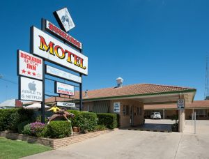 Buckaroo Motor Inn - Accommodation Brunswick Heads