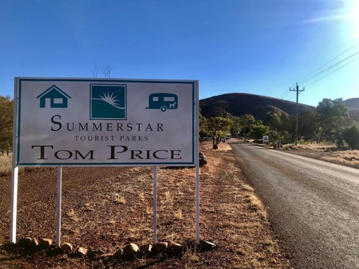 Tom Price Tourist Park - Accommodation Brunswick Heads