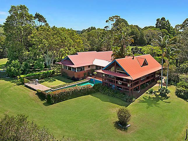 Toad Hall Byron Hinterland-Tintenbar - Accommodation Brunswick Heads