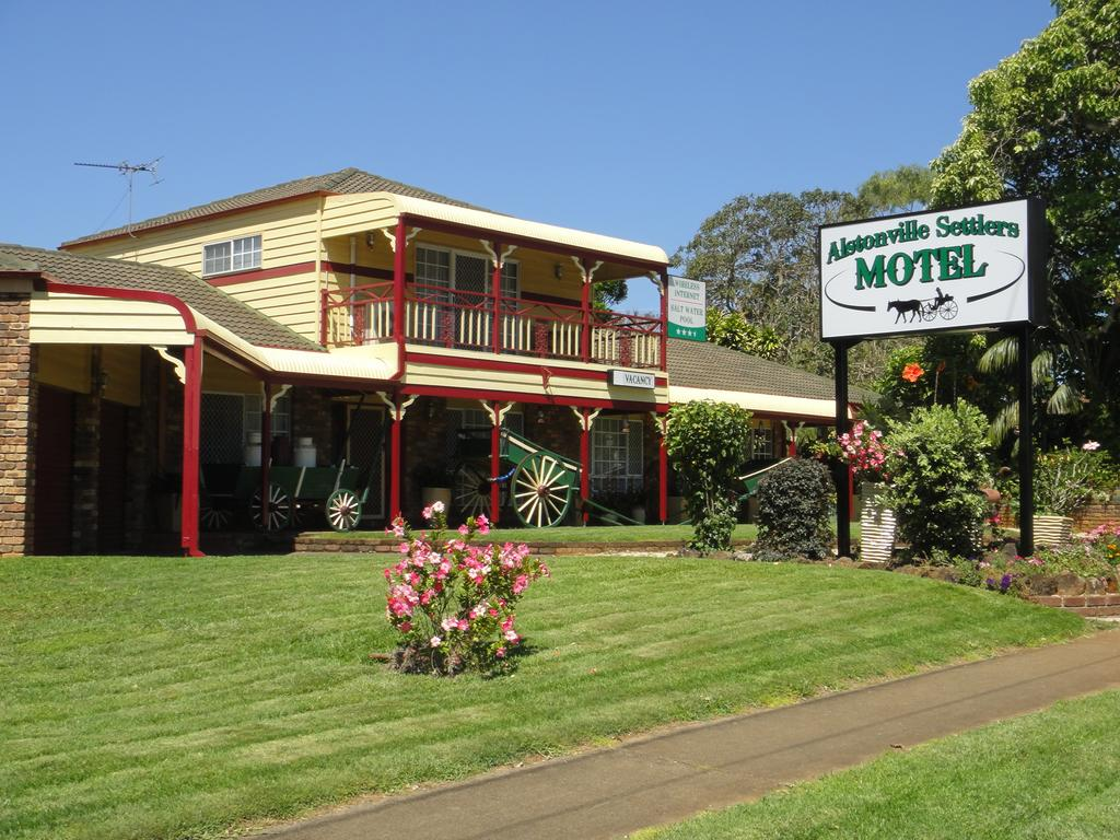 Alstonville Settlers Motel - Accommodation Brunswick Heads